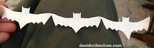 halloween decorations paper